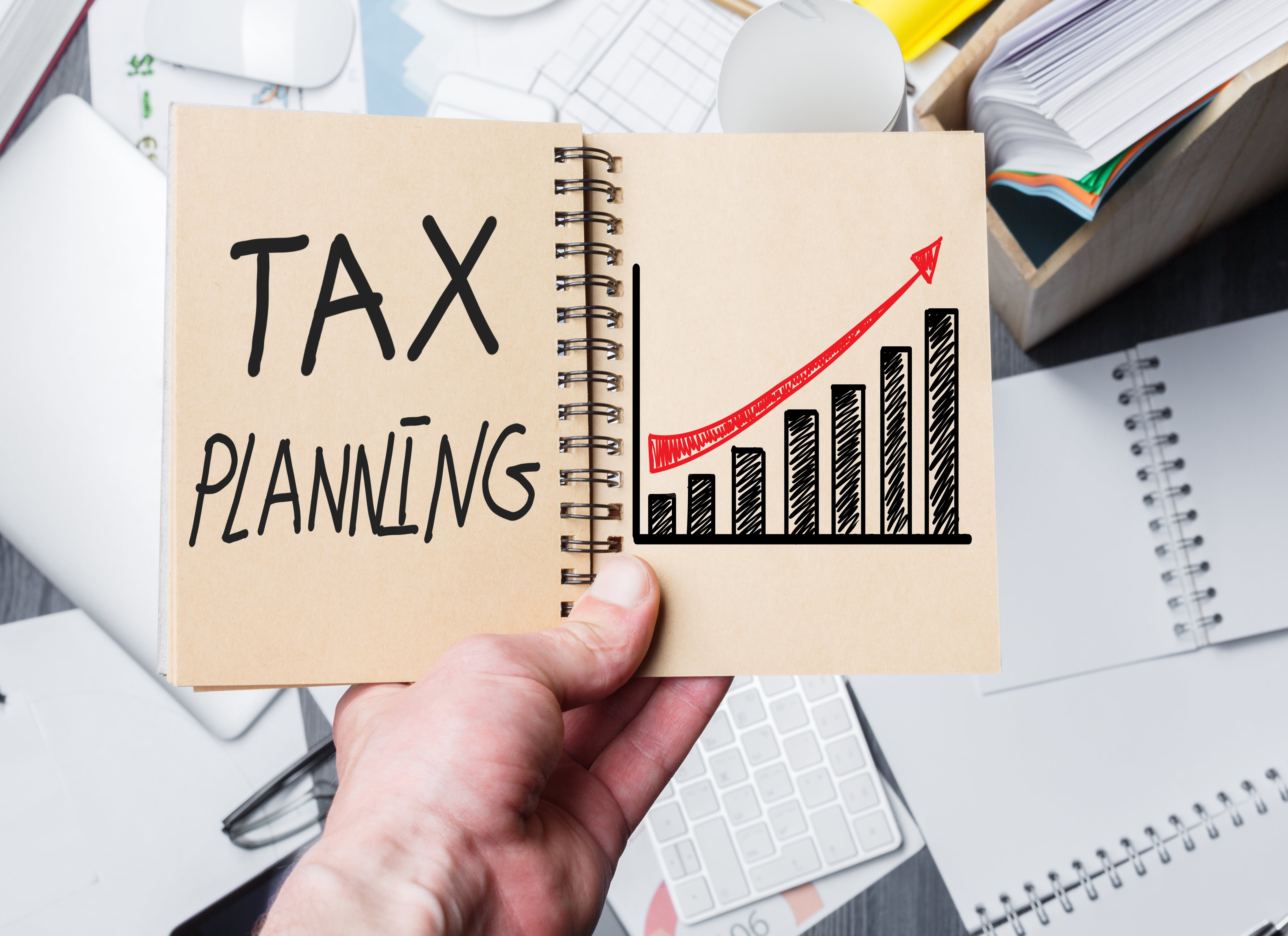 The Lowdown on Tax Planning