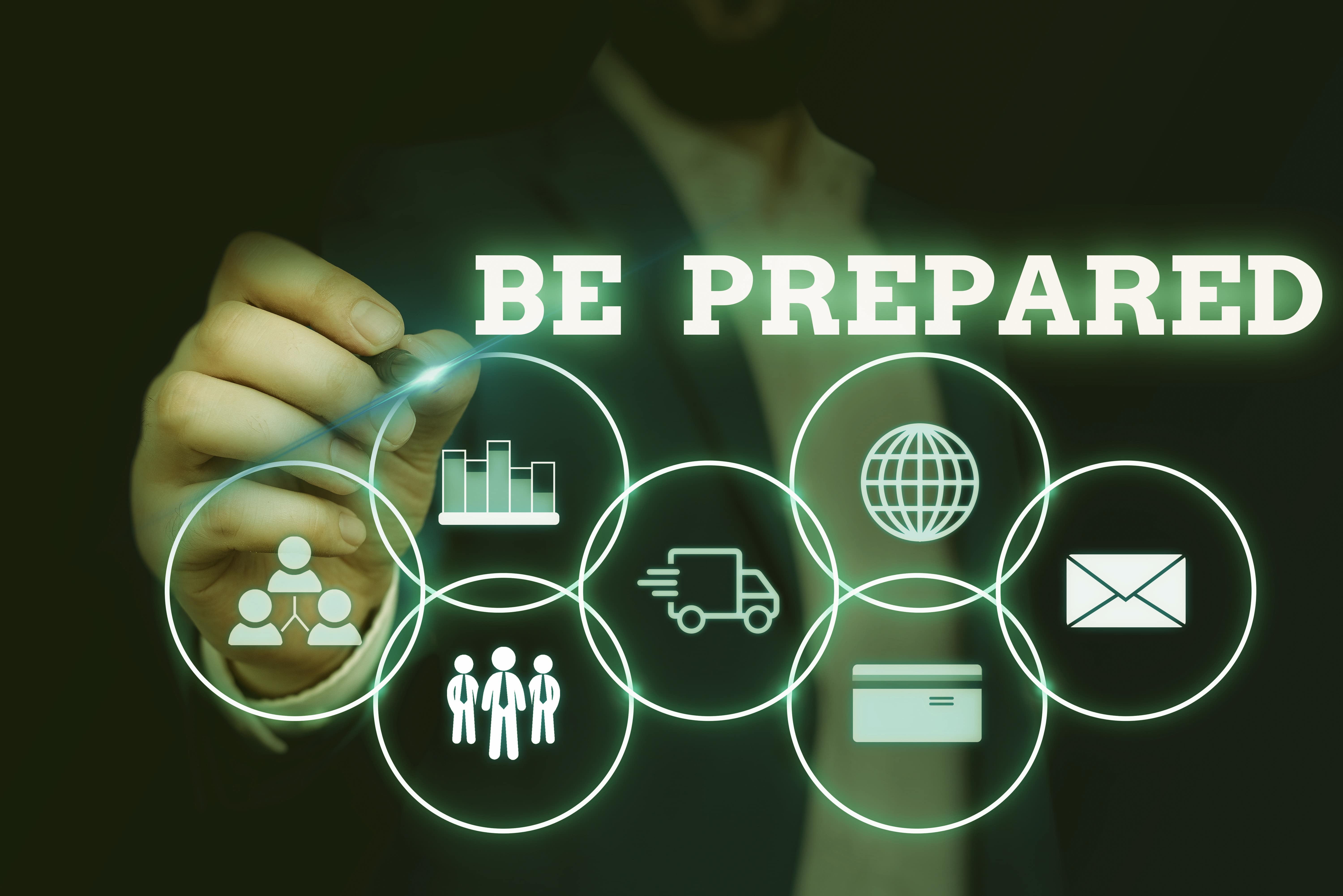 Prepare don't panic! Planning for the impacts of the Coronavirus.
